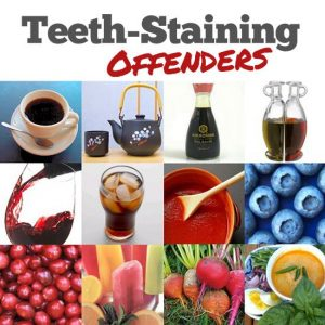 Foods That Stain Your Teeth fort washington